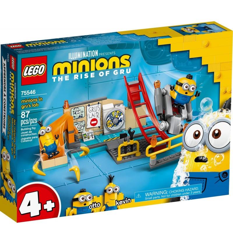 Lego Minionki 75546 Laboratorium