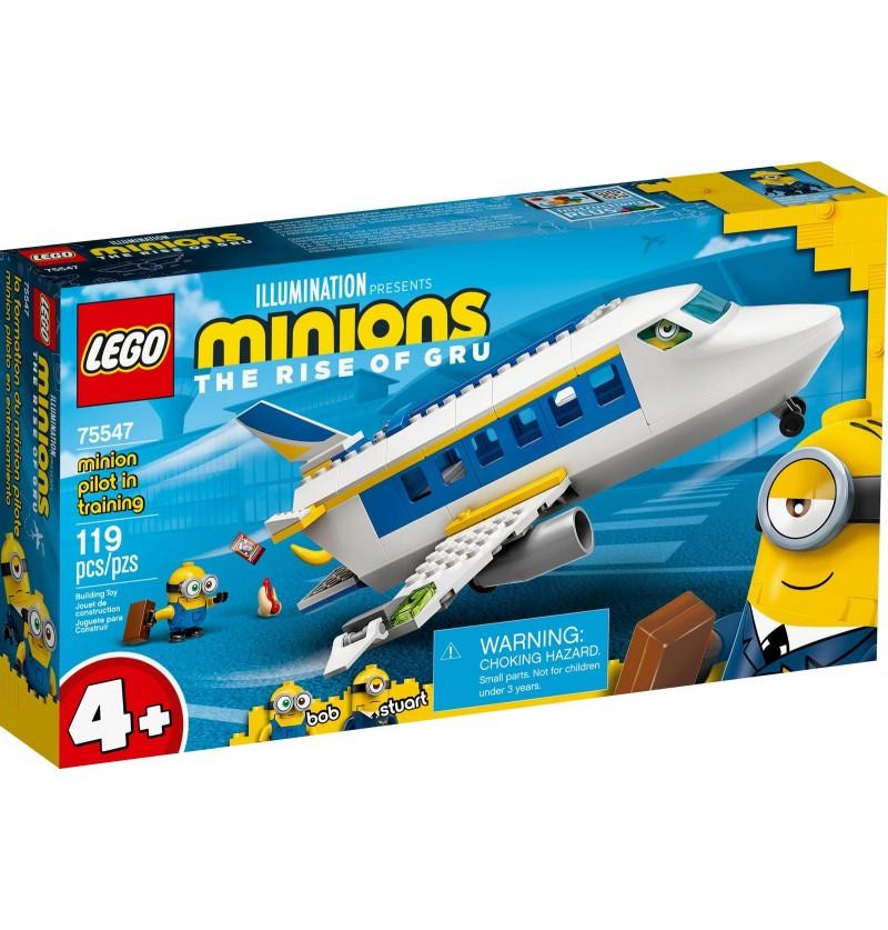 Lego Minionki 75547 Samolot Pilot