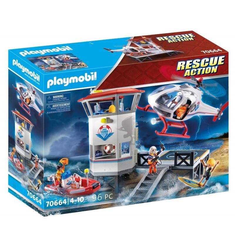 Playmobil - 70664 Ochrona Wybrzeża