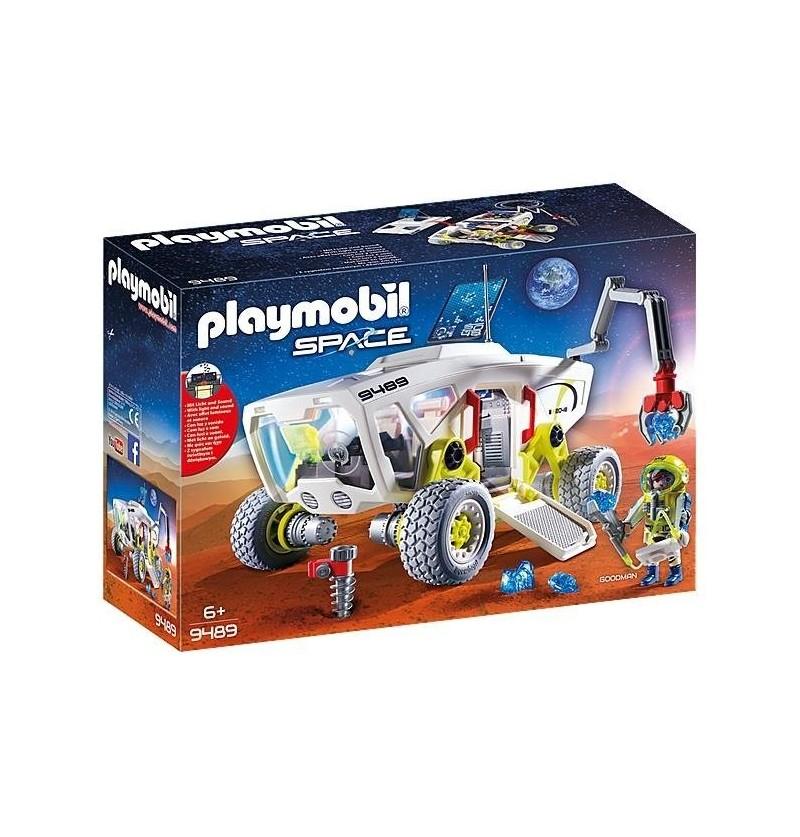 Playmobil - 9489 Pojazd Badawczy Na Marsie