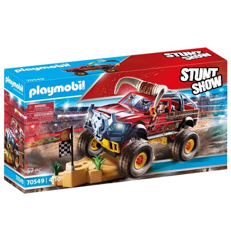 Playmobil - 70549 Monster Truck Rogacz