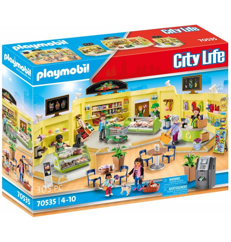 Playmobil - 70535 Centrum Handlowe