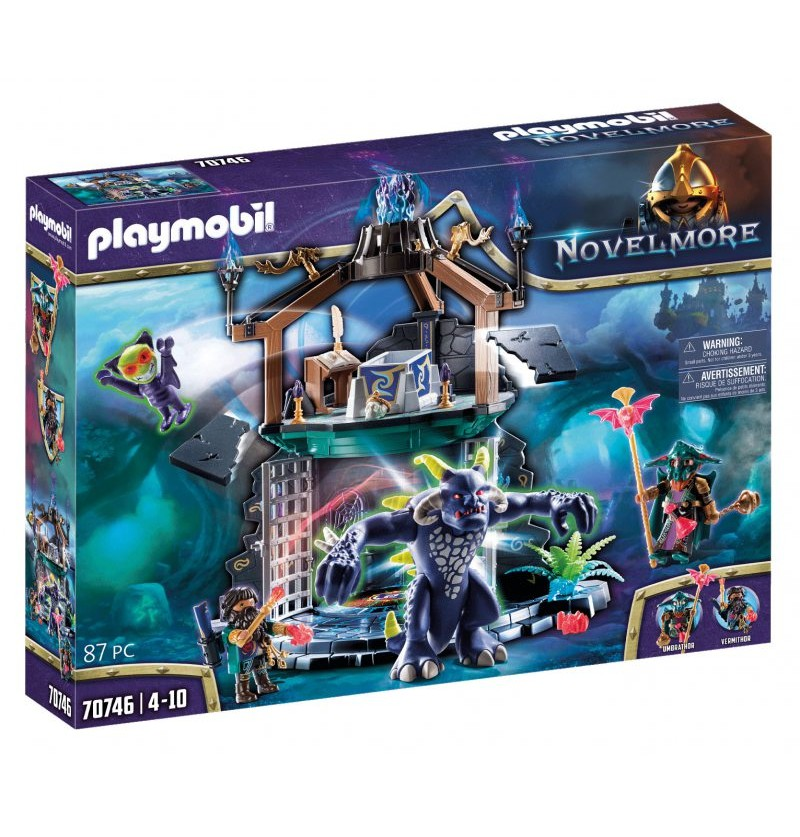 Playmobil - 70746 Novelmore Portal Demonów