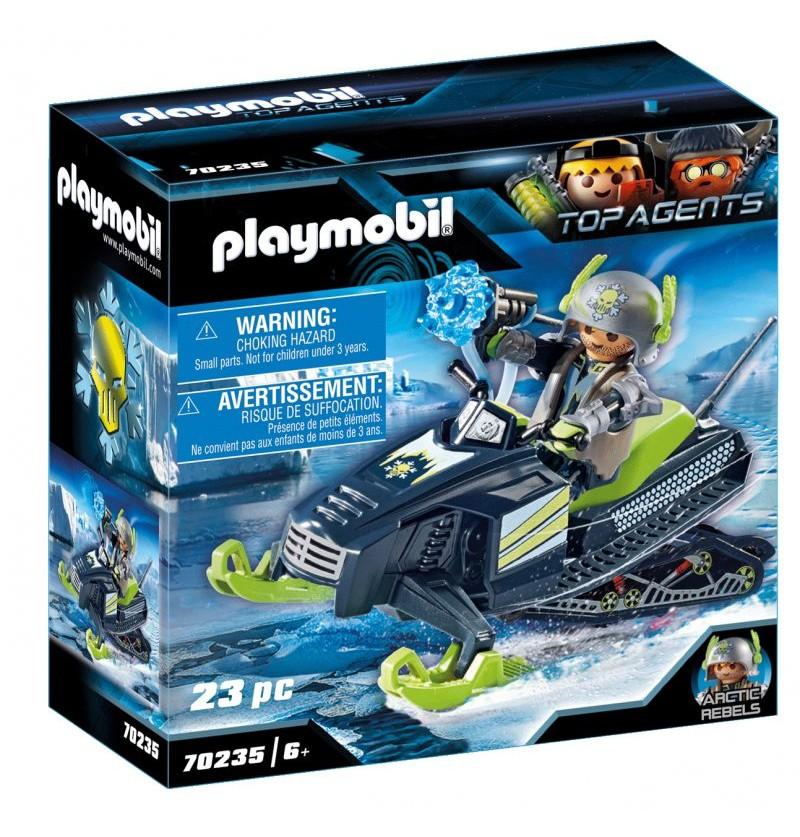 Playmobil - 70235 Arktyczni Rebelianci Lodowy Skuter