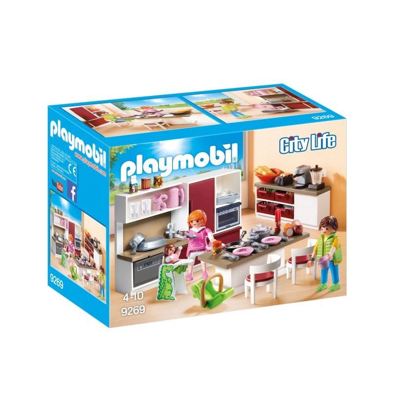 Playmobil 9269 Duża Rodzinna Kuchnia