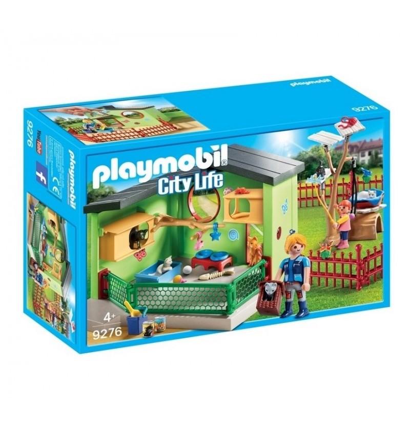 Playmobil - 9276 Pensjonat Dla Kotów