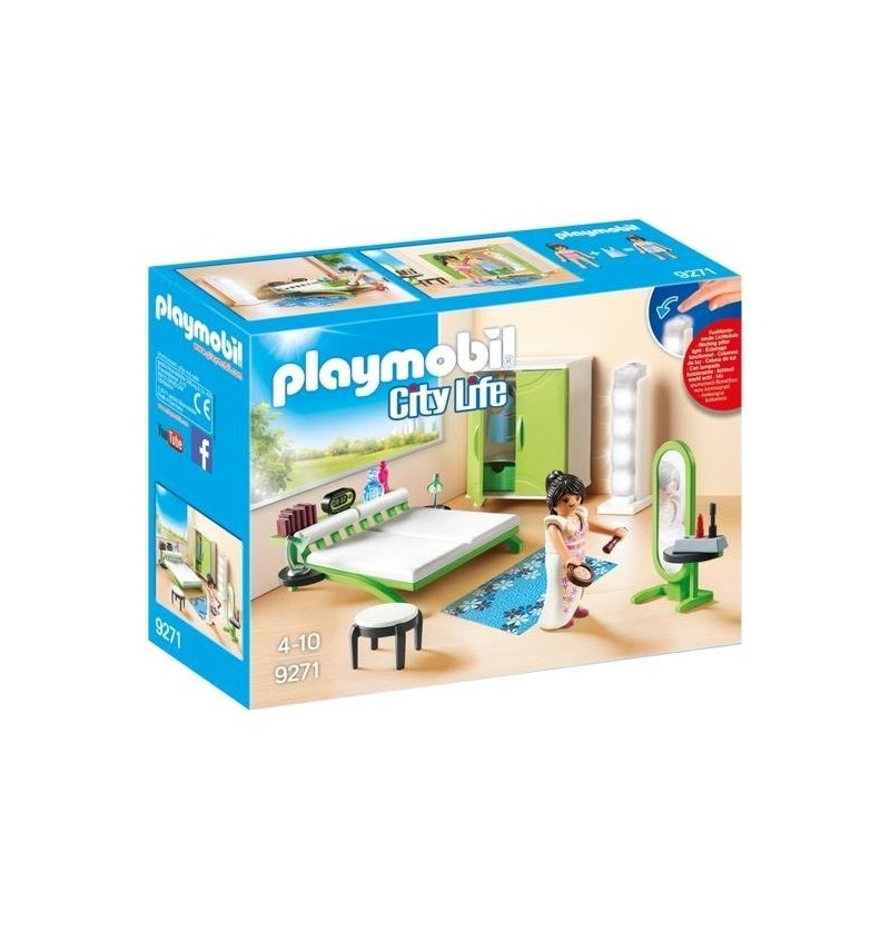 Playmobil - 9271 Sypialnia