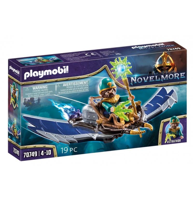 Playmobil - 70749 Novelmore Czarodziej Powietrza