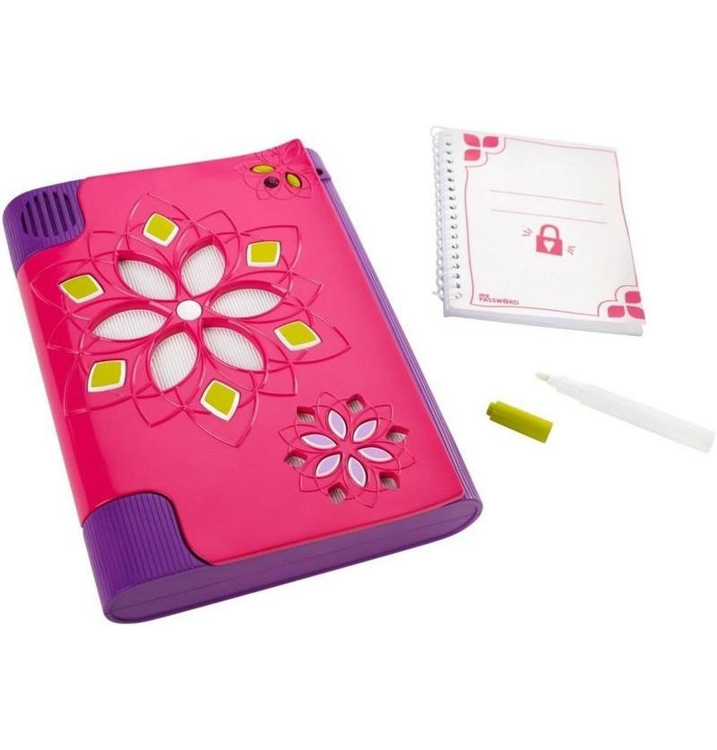 Mattel Pamiętnik na hasło CLP41
