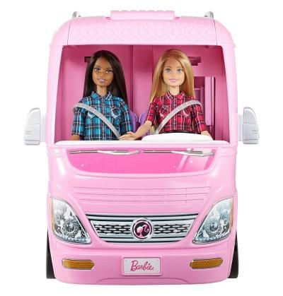 Barbie Wymarzony kamper FBR34