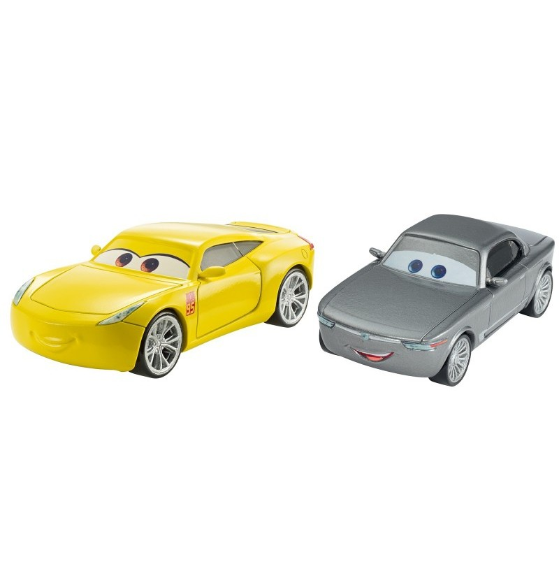 Cars Auta 3 Sterling i Cruz Ramirez DXW02
