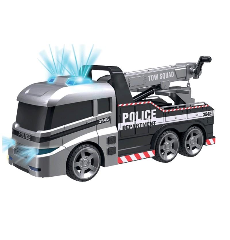 Dumel Flota miejska Ciężarówka policyjna 63961