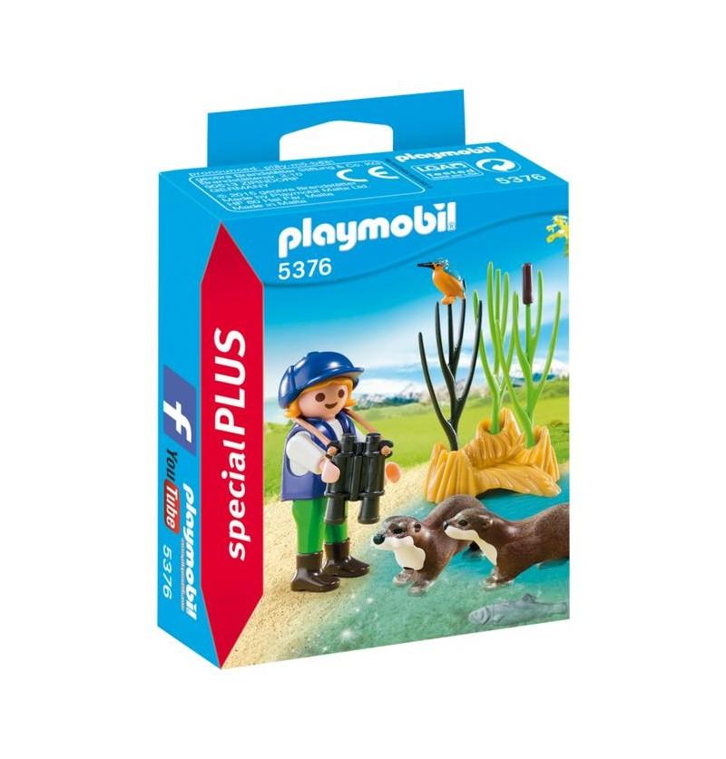 Playmobil 5376 Obserwatorka wydr