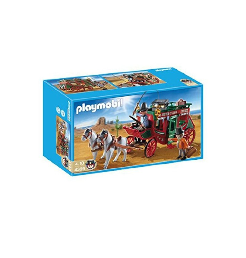 Playmobil 4399 Dyliżans pocztowy