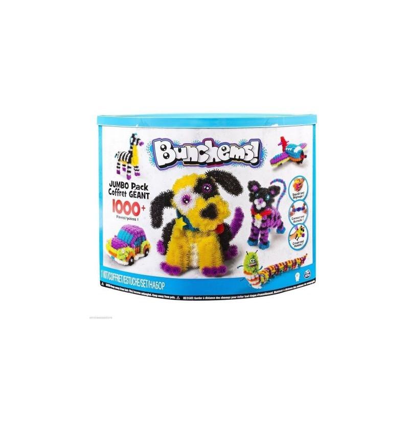 Kolorowe rzepy Bunchems Jumbo 6028251