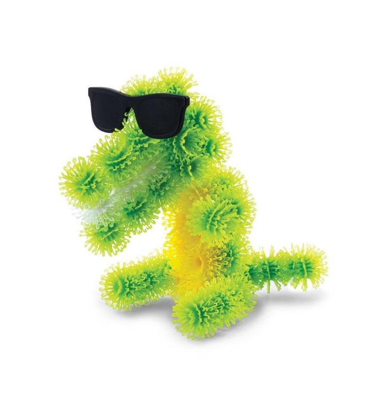 Kolorowe rzepy aligator Bunchems 6028255