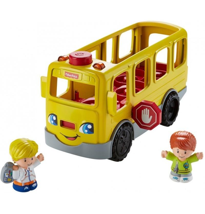Fisher-Price Little People Autobus Małego Odkrywcy FKX03