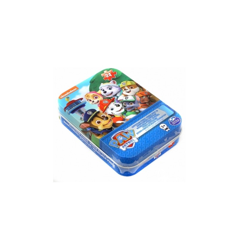 Spin Master Psi Patrol Puzzle mini 6028794