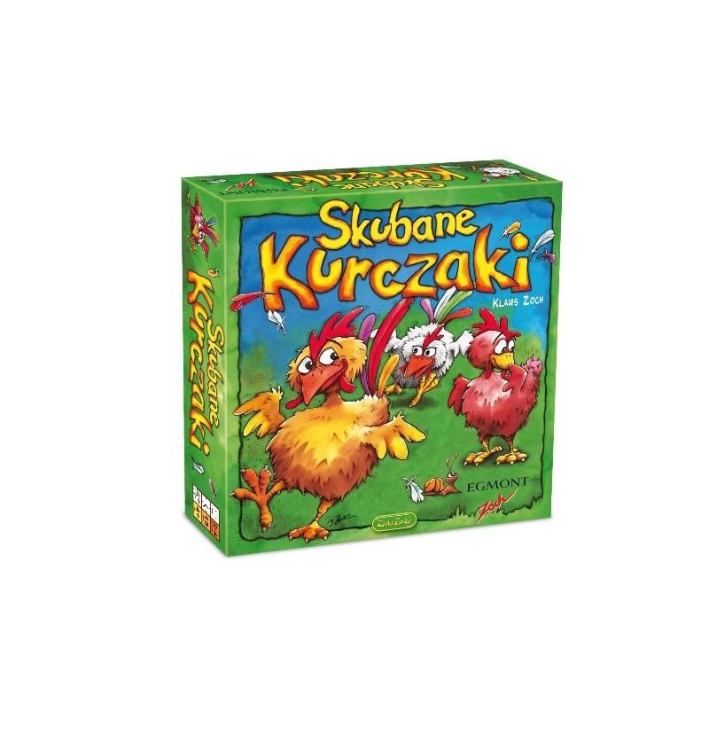 Gra Skubane kurczaki 112-1800